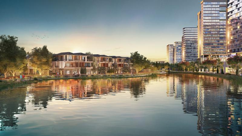 Xu hướng đầu tư biệt thự nghỉ dưỡng trong lòng đô thị